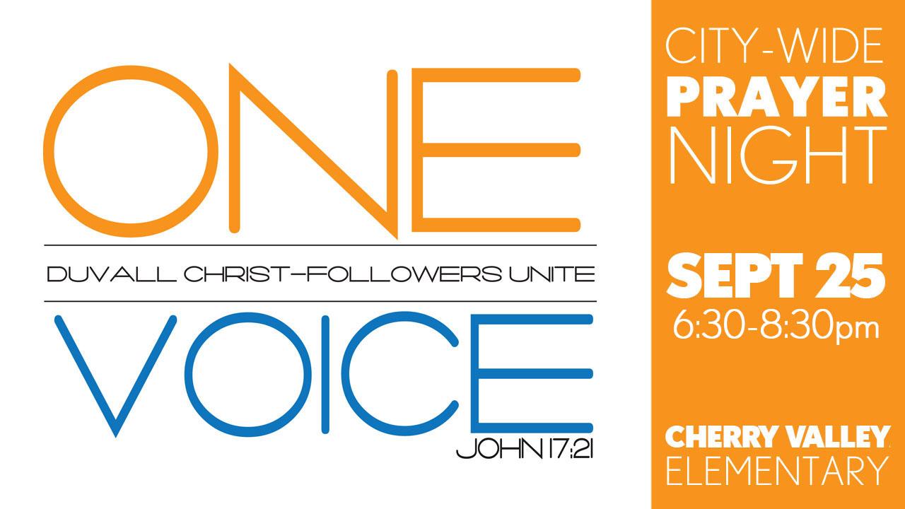 ONE_VOICE