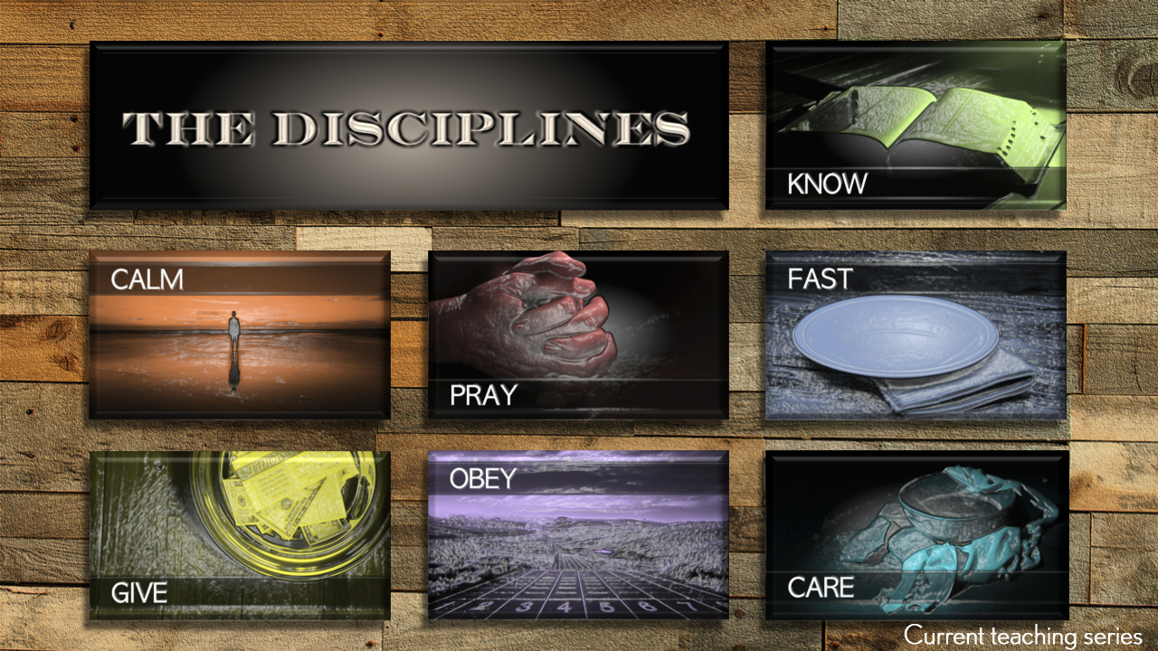 The Disciplines FB Vid